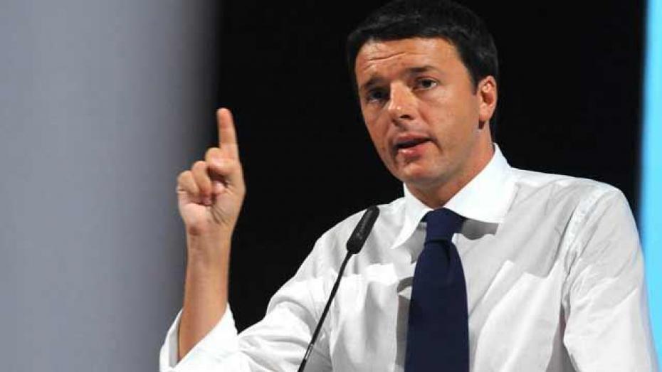 """Renzi: """"Così colpiremo la Mafia Spa""""$"""