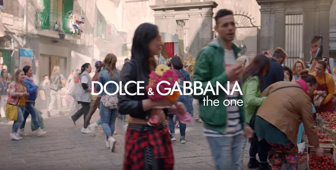 new arrival 24139 997d2 Napoli ancora priotagonista Dolce & Gabbana